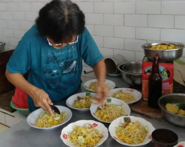 Belitong Noodle